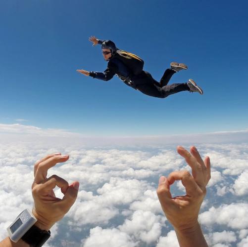 Paradrenalin : Parachutisme à Gap-Tallard