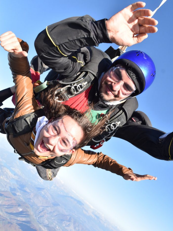 Saut en parachute Tallard
