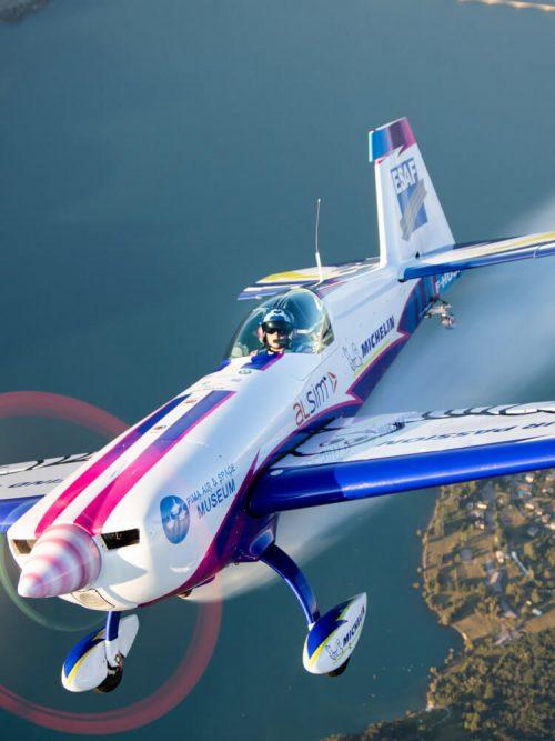Voltige aérienne à Gap-Tallard